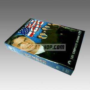 Navy NCIS: Naval Criminal Investigative Service Season 6 DVD Boxset