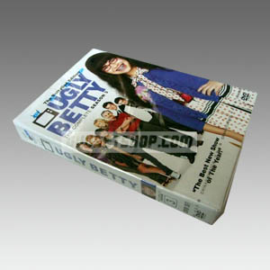 Ugly Betty Season 3 DVD Boxset
