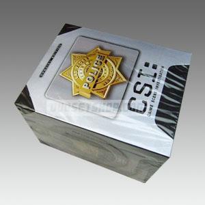 CSI Lasvegas Seasons 1-9 DVD Boxset