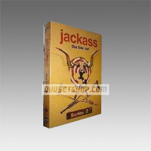 Jackass Season 2 DVD Boxset