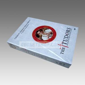 The Tudors Seasons 1-3 DVD Boxset