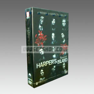 Harper's Island Season 1 DVD Boxset