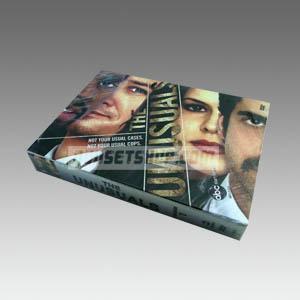 The Unusuals Season 1 DVD Boxset