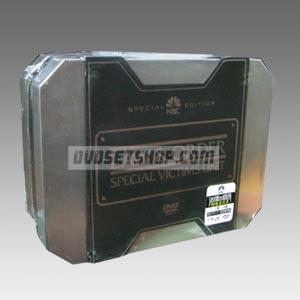 Law and Order: Special Victims Unit Seasons 1-8 DVD Boxset