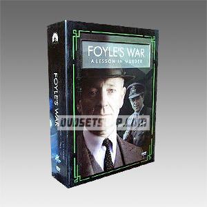 Foyle's War Seasons 1-5 DVD Boxset