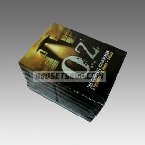 OZ Seasons 1-6 DVD Boxset