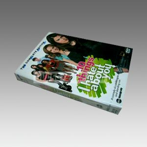10 Things I Hate About You Season 1 DVD Boxset