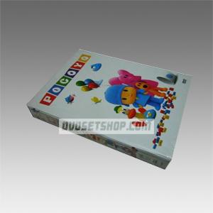 Pocoyo Complete DVD Box Set