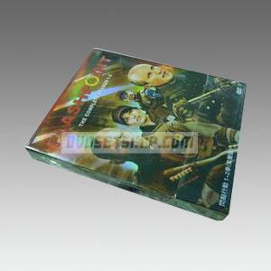 Flashpoint Seasons 1-2 DVD Box Set (DVD-9)