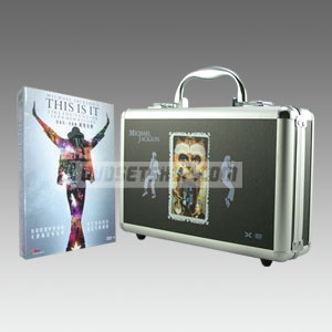 Michael Jackson Ultimate Collection 32 DVD + 1 CD+ This Is It Movie Edition Boxset