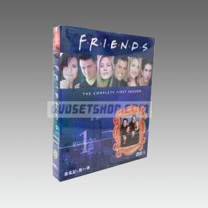 Friends Season 1 DVD Boxset