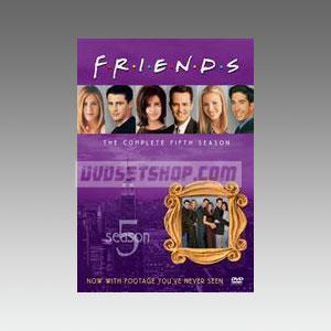 Friends Season 5 DVD Boxset