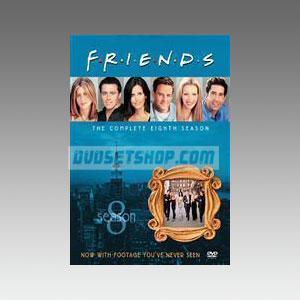 Friends Season 8 DVD Boxset