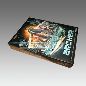 Archer Complete Season 1 DVD Boxset
