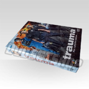 Trauma Season 1 DVD Boxset