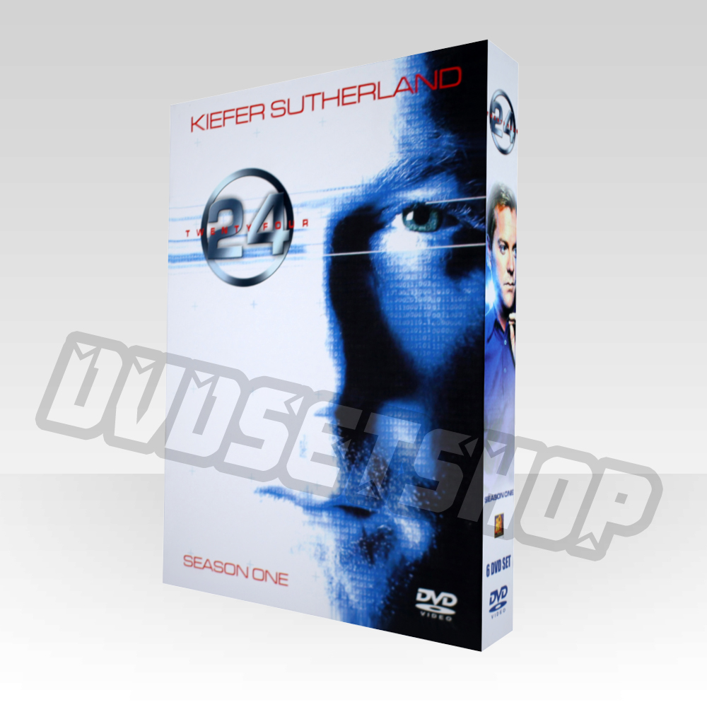 24 Hours Season 1 DVD Boxset