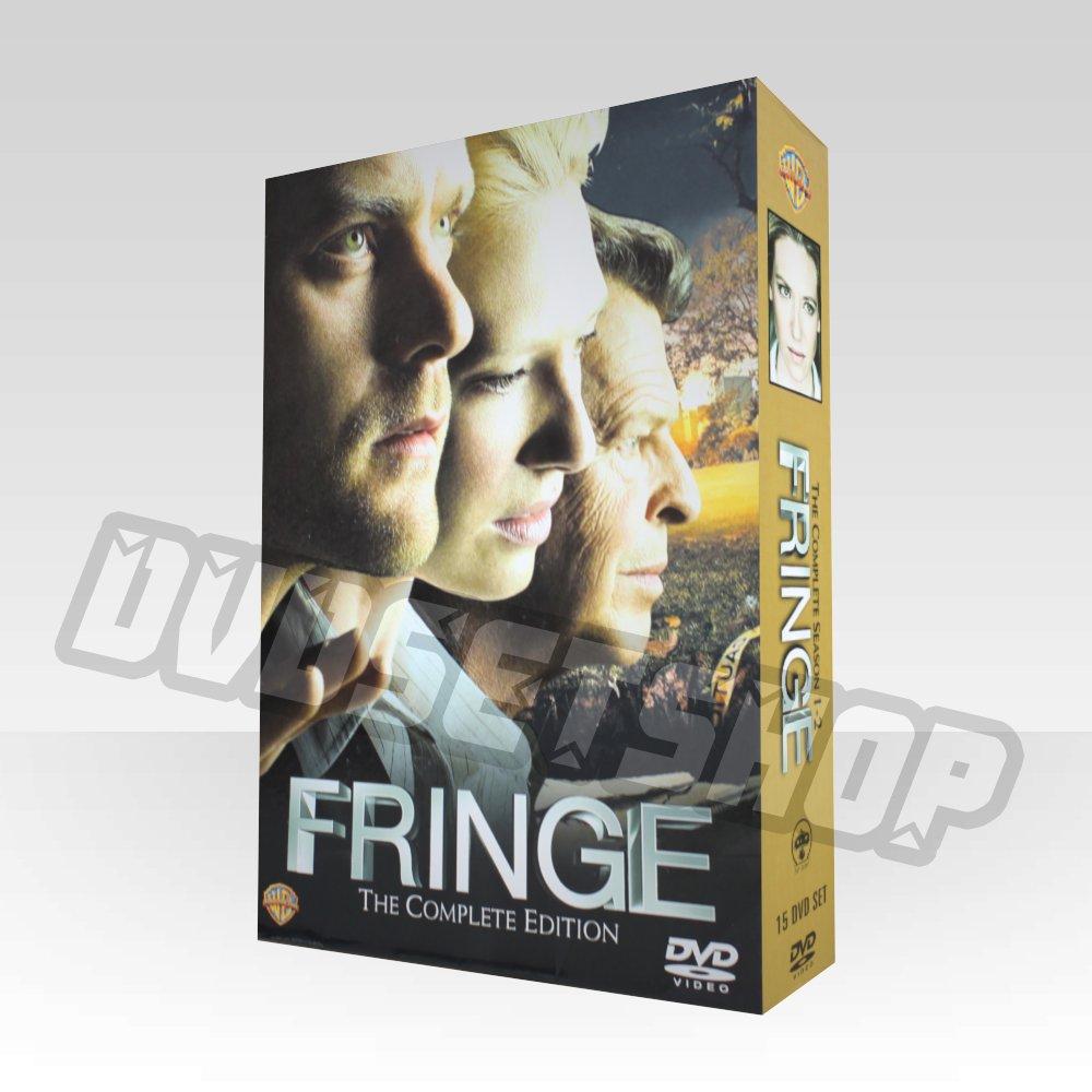 Fringe Seasons 1-2 DVD Boxset