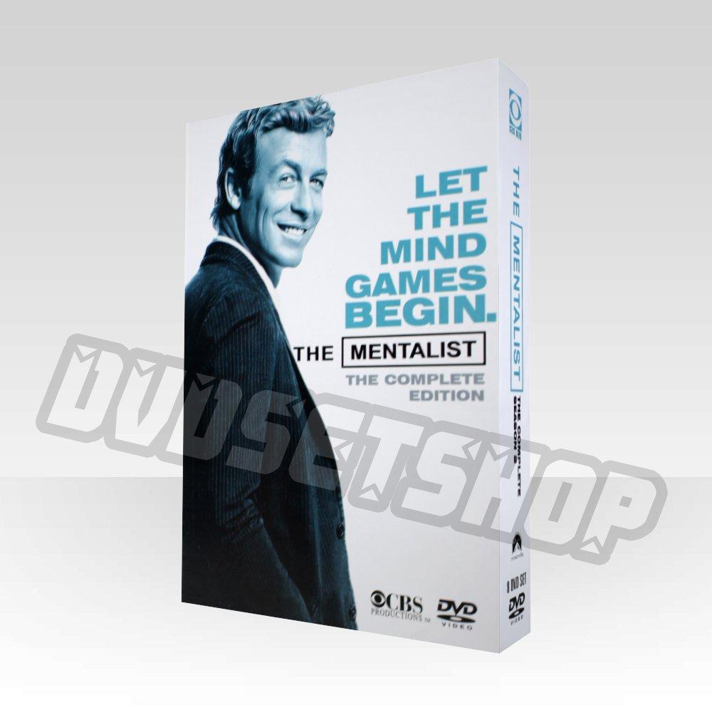 The Mentalist Season 2 DVD Boxset