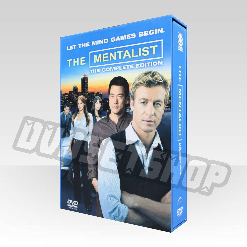 The Mentalist Seasons 1-2 DVD Boxset