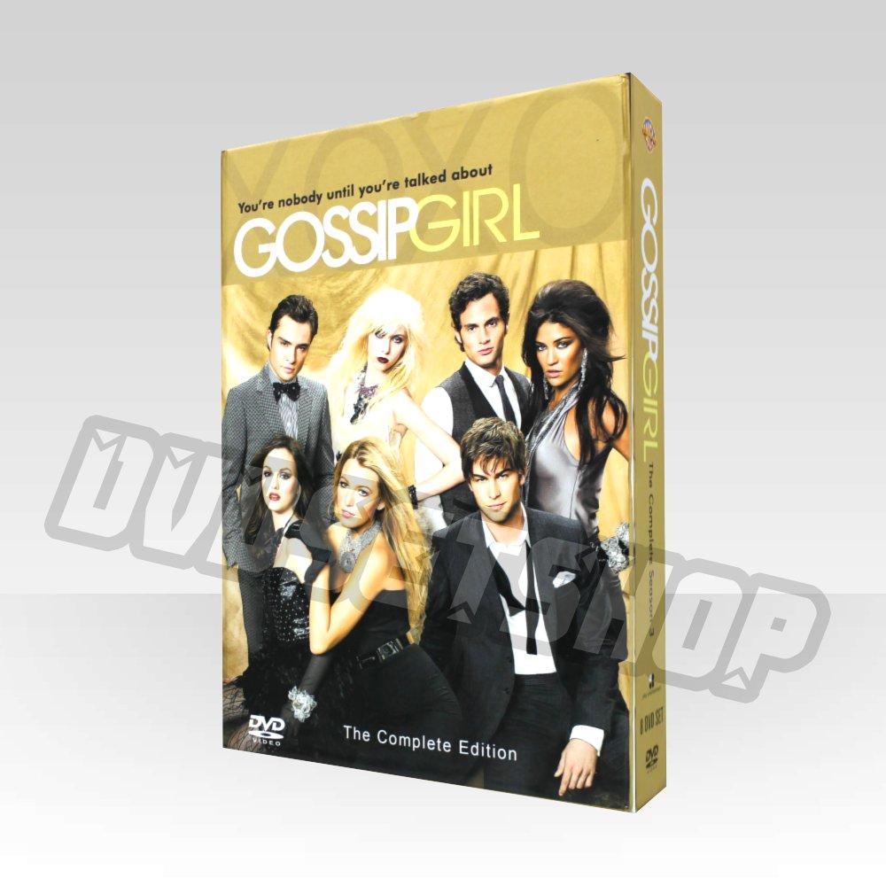 Gossip Girl Season 3 DVD Boxset