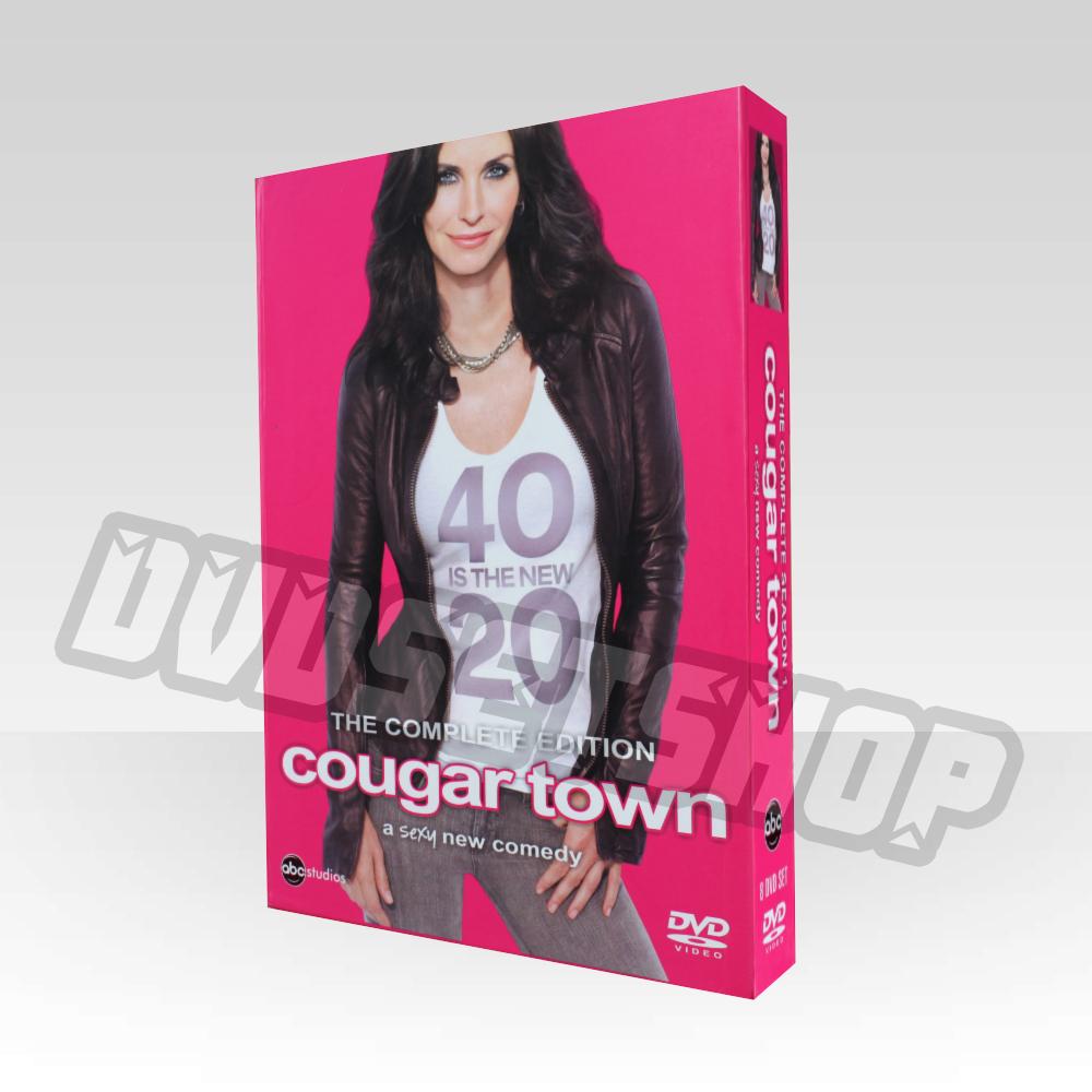 Cougar Town Season 1 DVD Boxset
