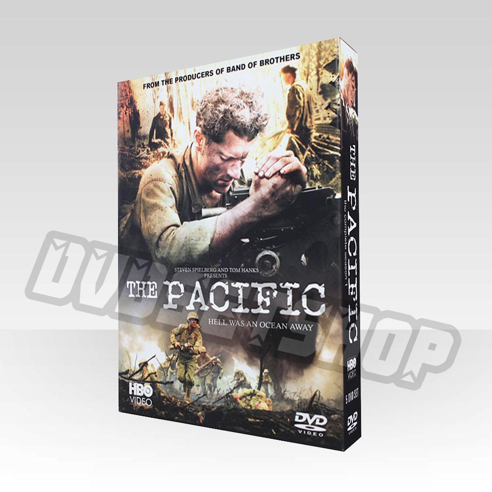 The Pacific Season 1 DVD Boxset