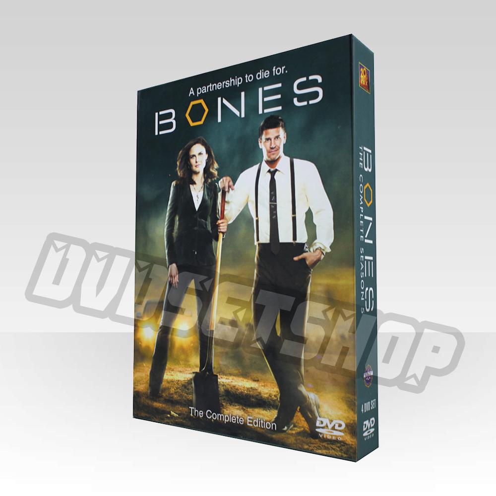 Bones Season 5 DVD Boxset