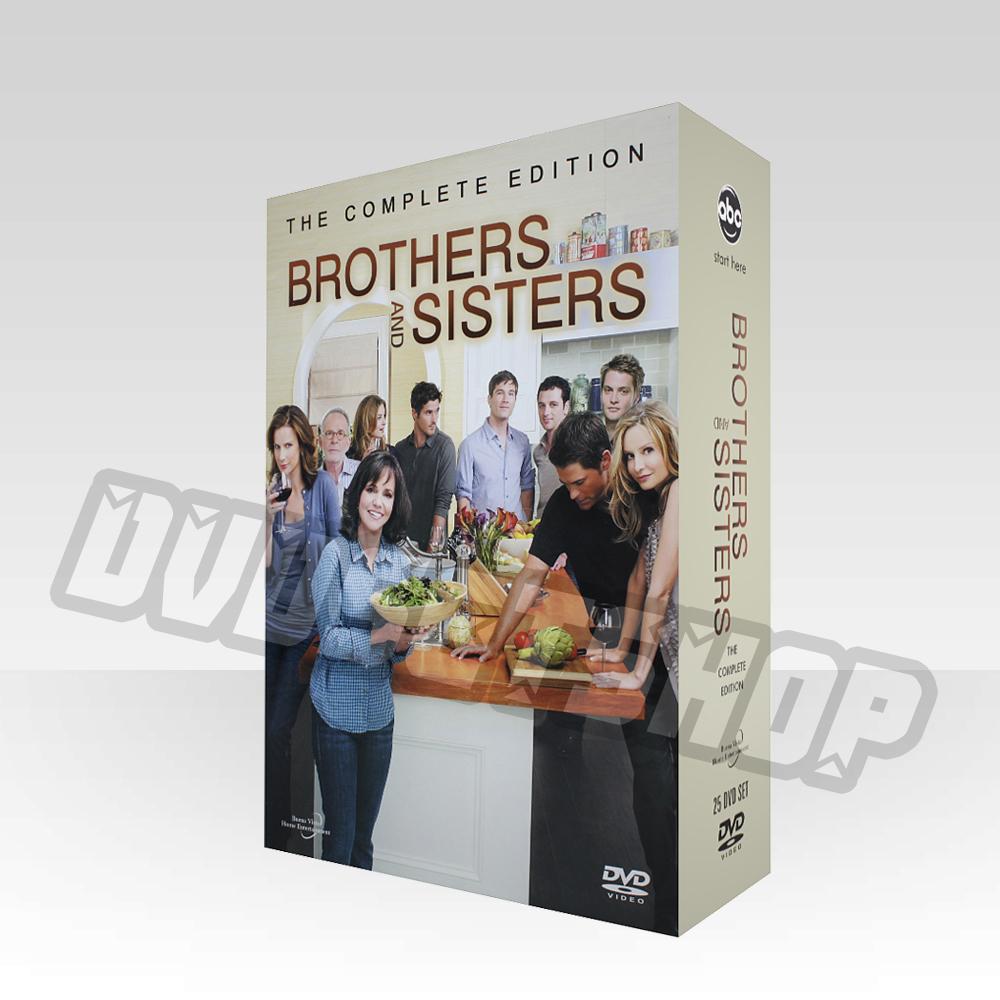 Brothers and Sisters Seasons 1-4 DVD Boxset