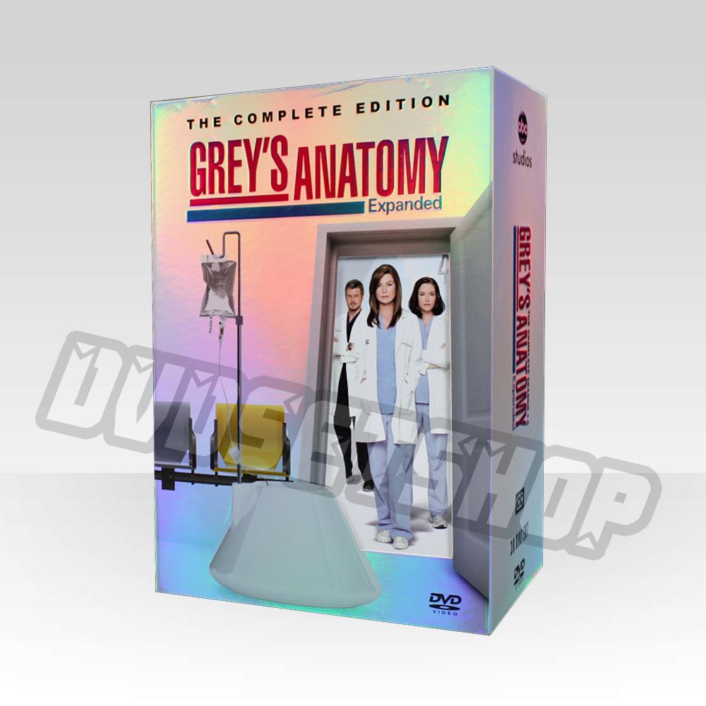 Grey anatomy box set