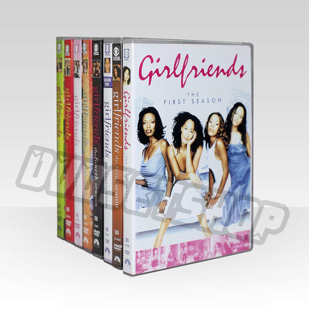 Girlfriends Seasons 1-8 DVD Boxset