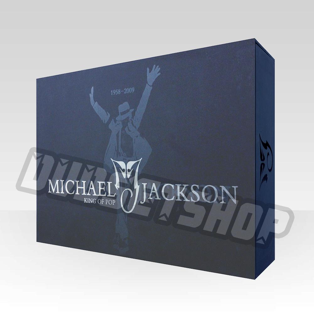 Michael Jackson Ualatimate Collection 35 DVD Box Set