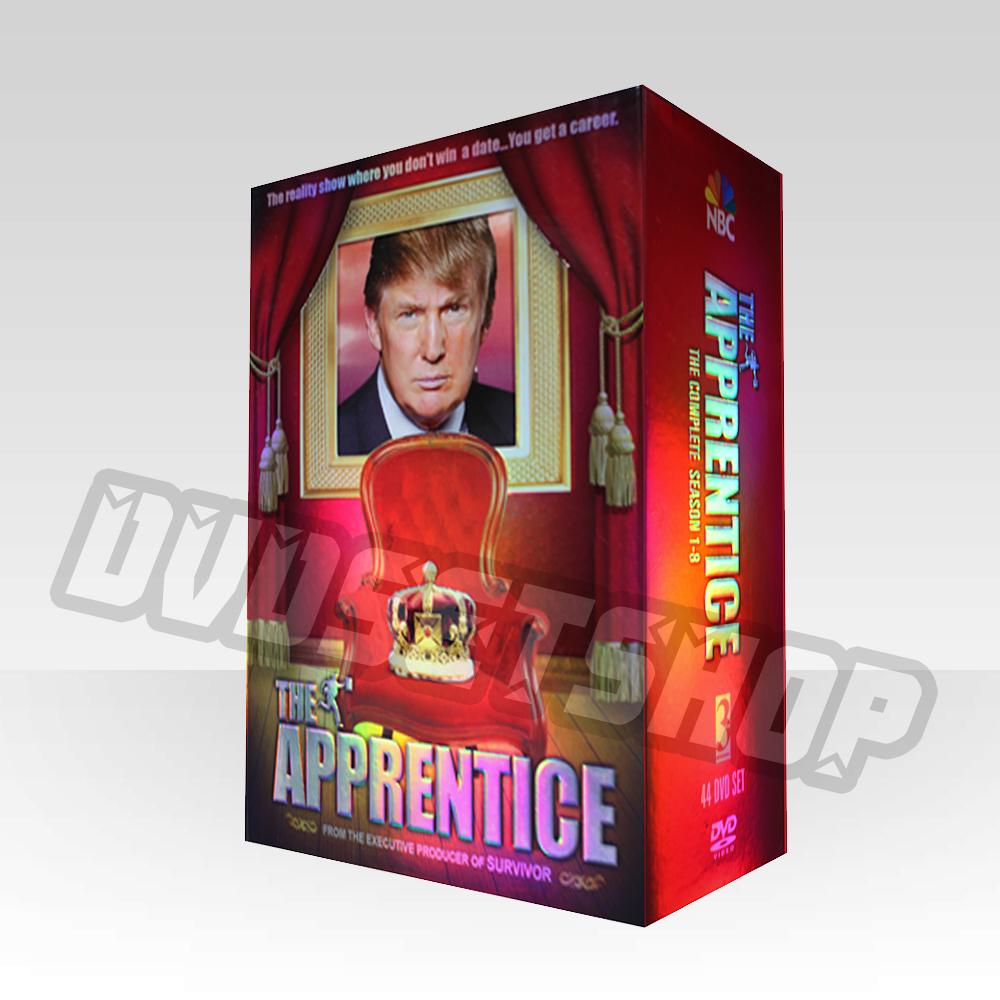 The Apprentice Complete Seasons 1-8 DVD Box Set