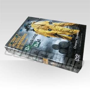 Breaking Bad Season 3 DVD Boxset