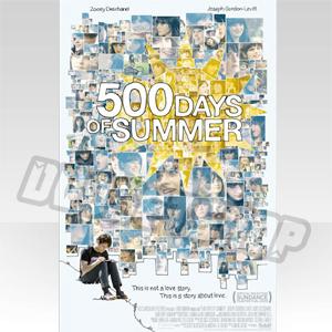 500 Days of Summer [Blu-ray]