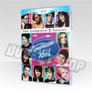 American Idol Season 8 DVD Boxset-D9