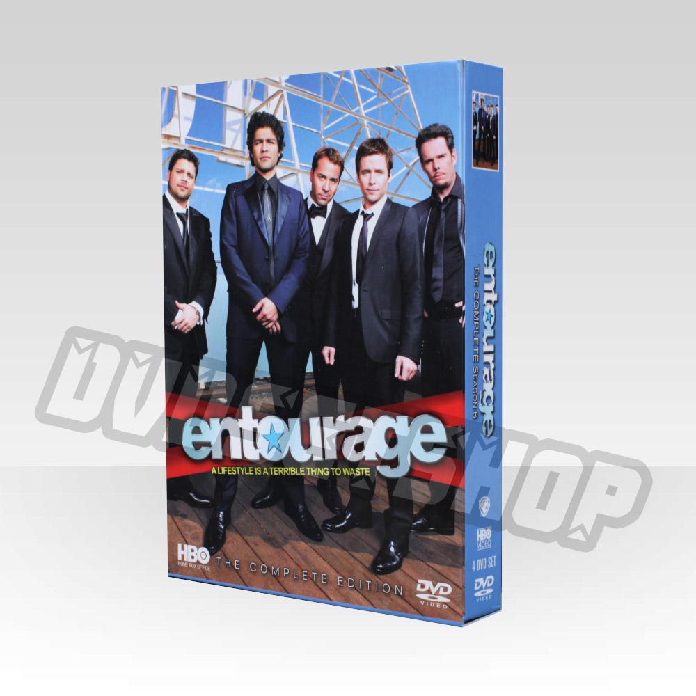 Entourage Season 6 DVD Boxset