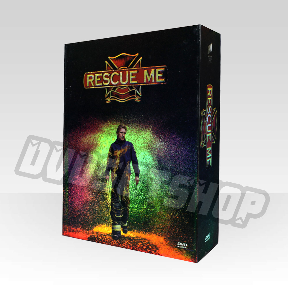 Rescue Me Seasons 1-5 DVD Boxset