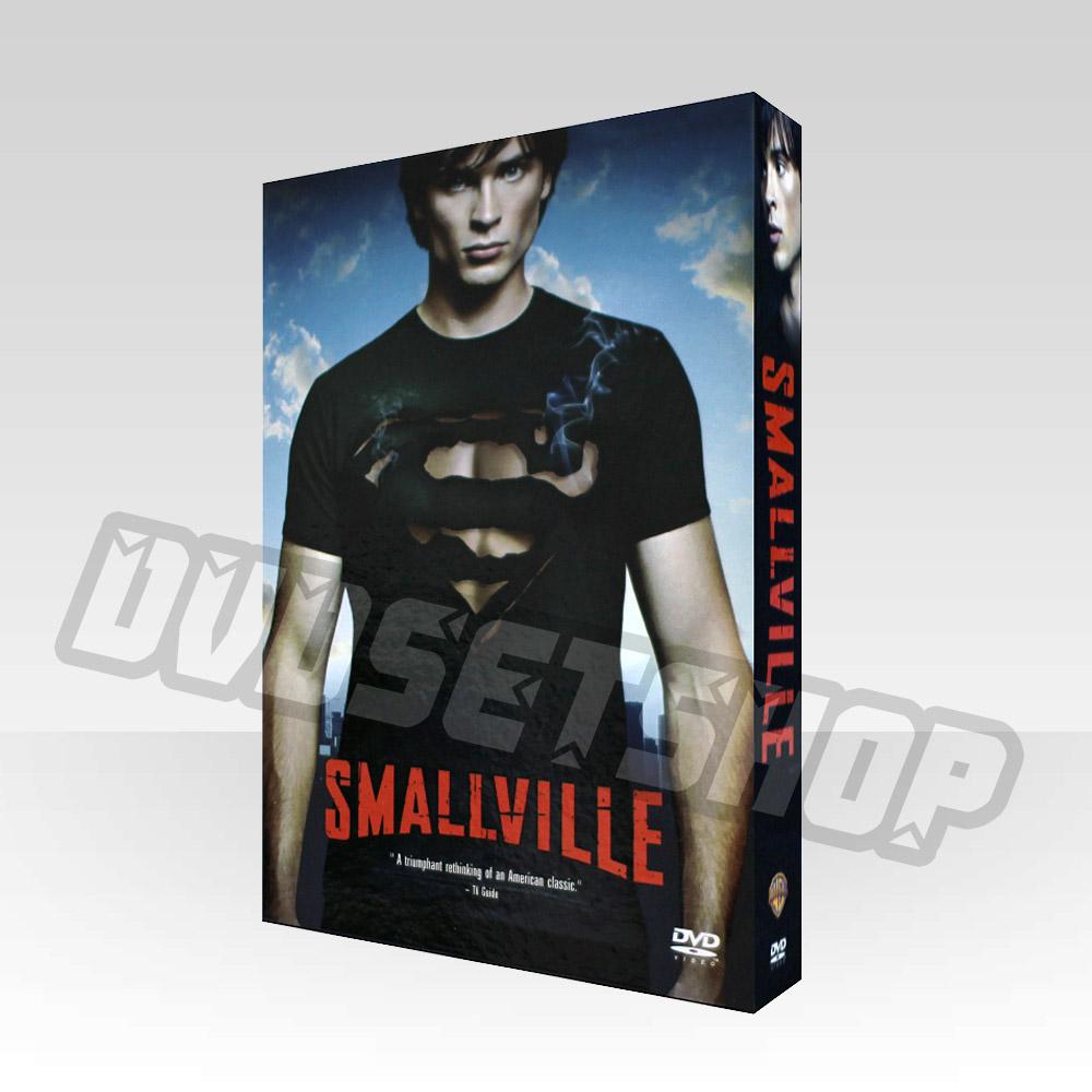Smallville Season 9 DVD Box Set