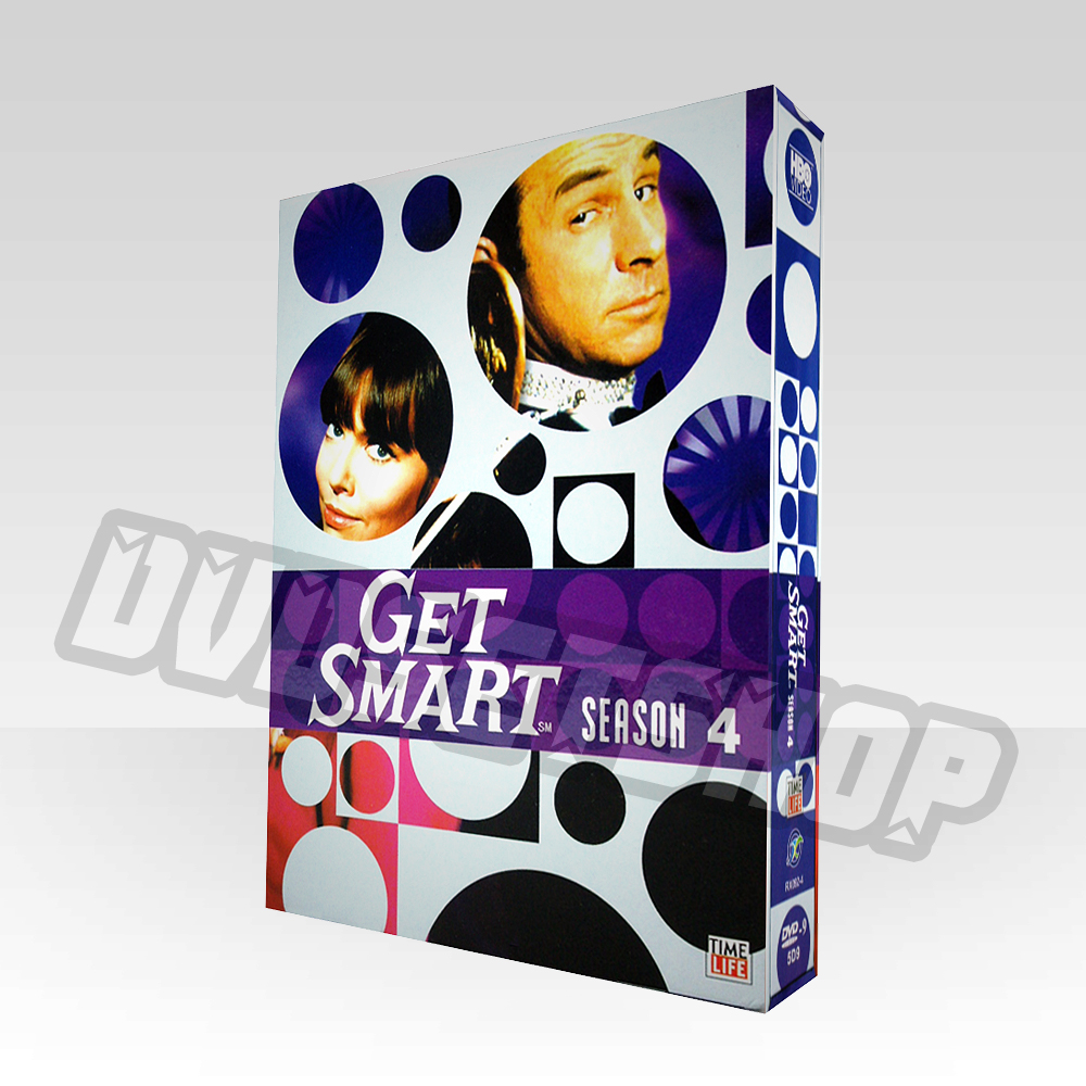Get Smart Season 4 DVD Boxset