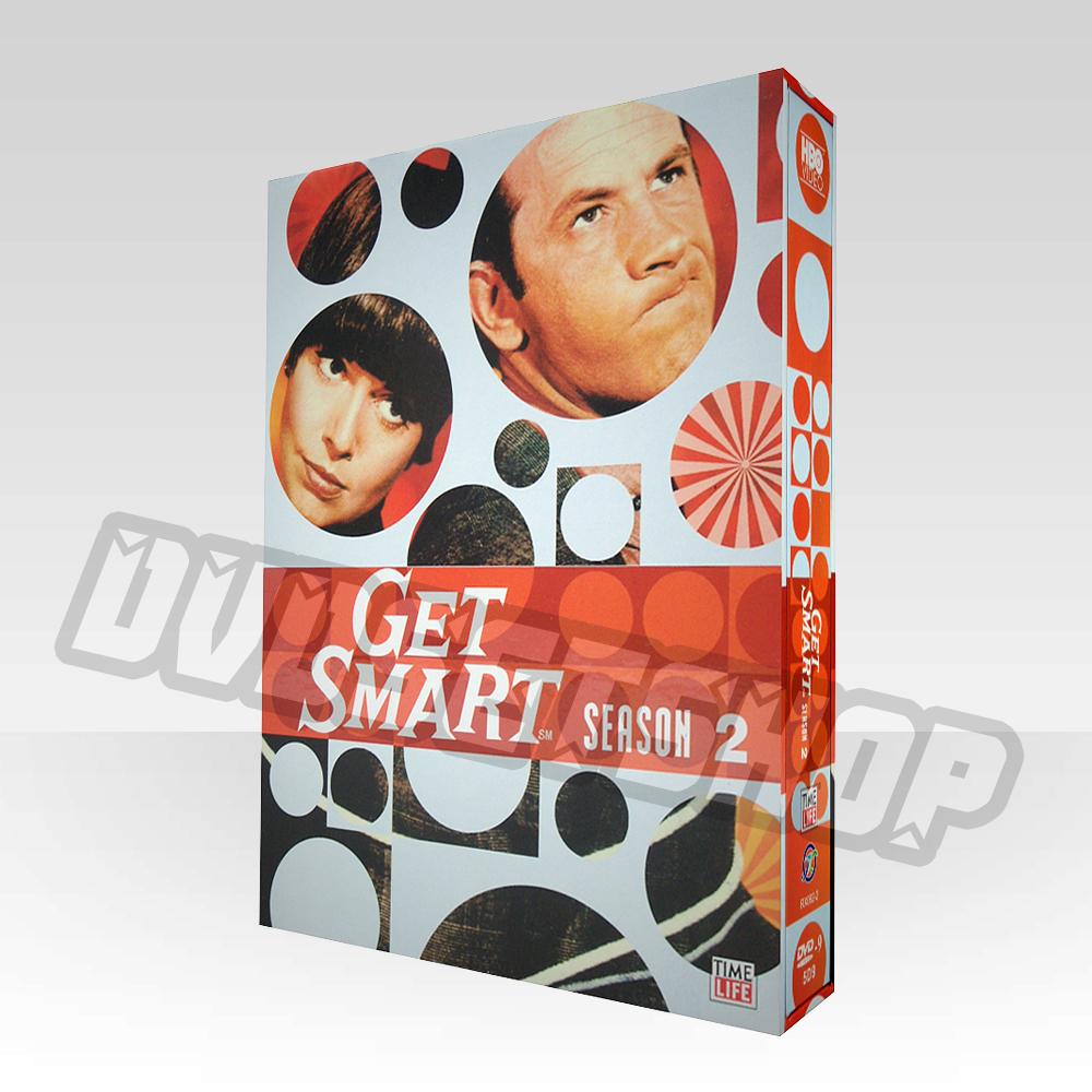 Get Smart Season 2 DVD Boxset