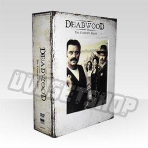 Deadwood Seasons 1-3 DVD Boxset