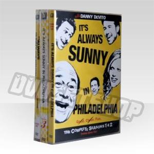 It's Always Sunny in Philadelphia Seasons 1-3 DVD Boxset