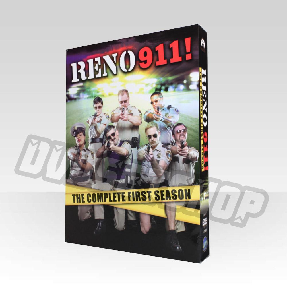 Reno 911 Season 1 DVD Boxset