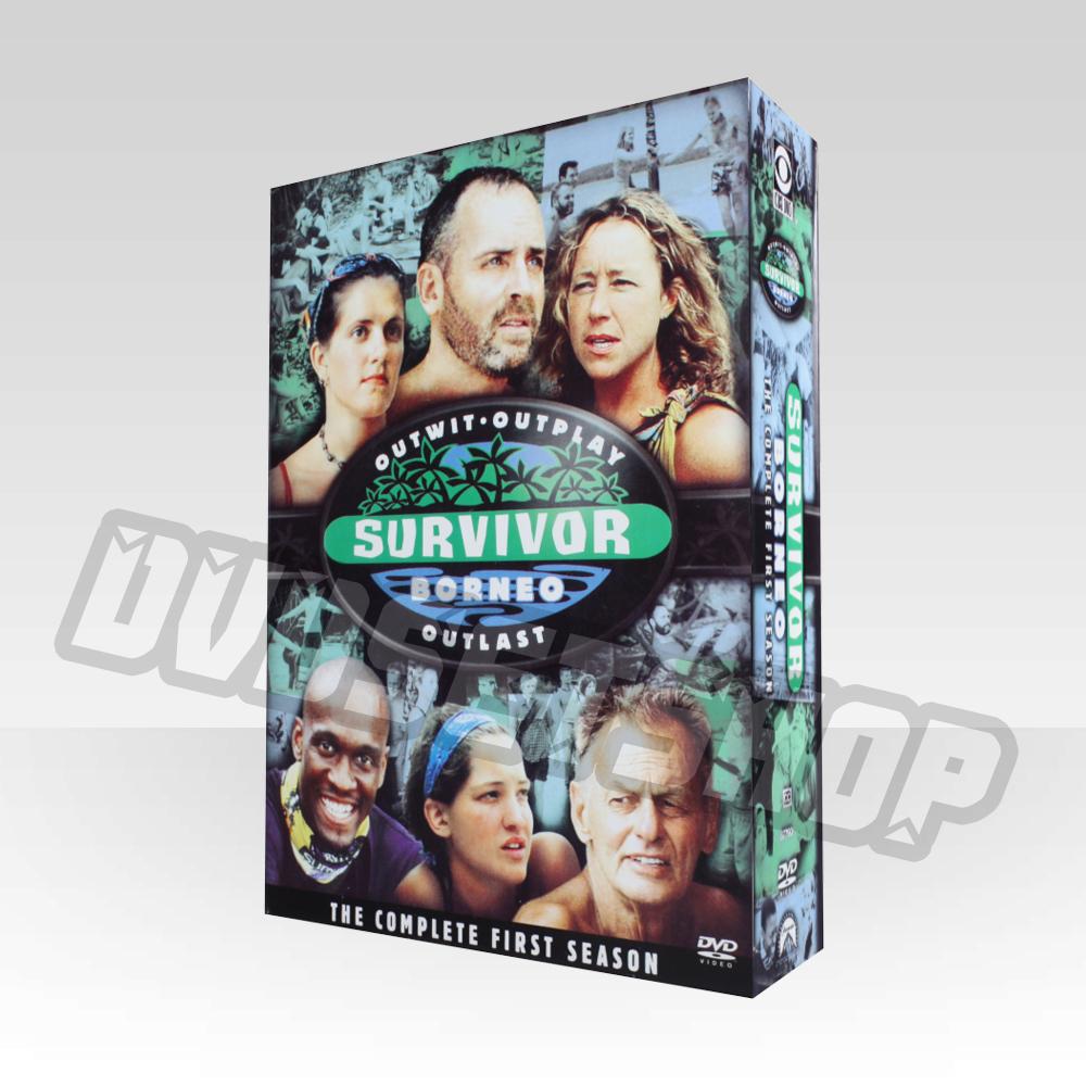 Survivor Season 1 DVD Boxset