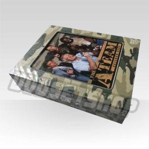 The A-Team Seasons 1-5 DVD Boxset