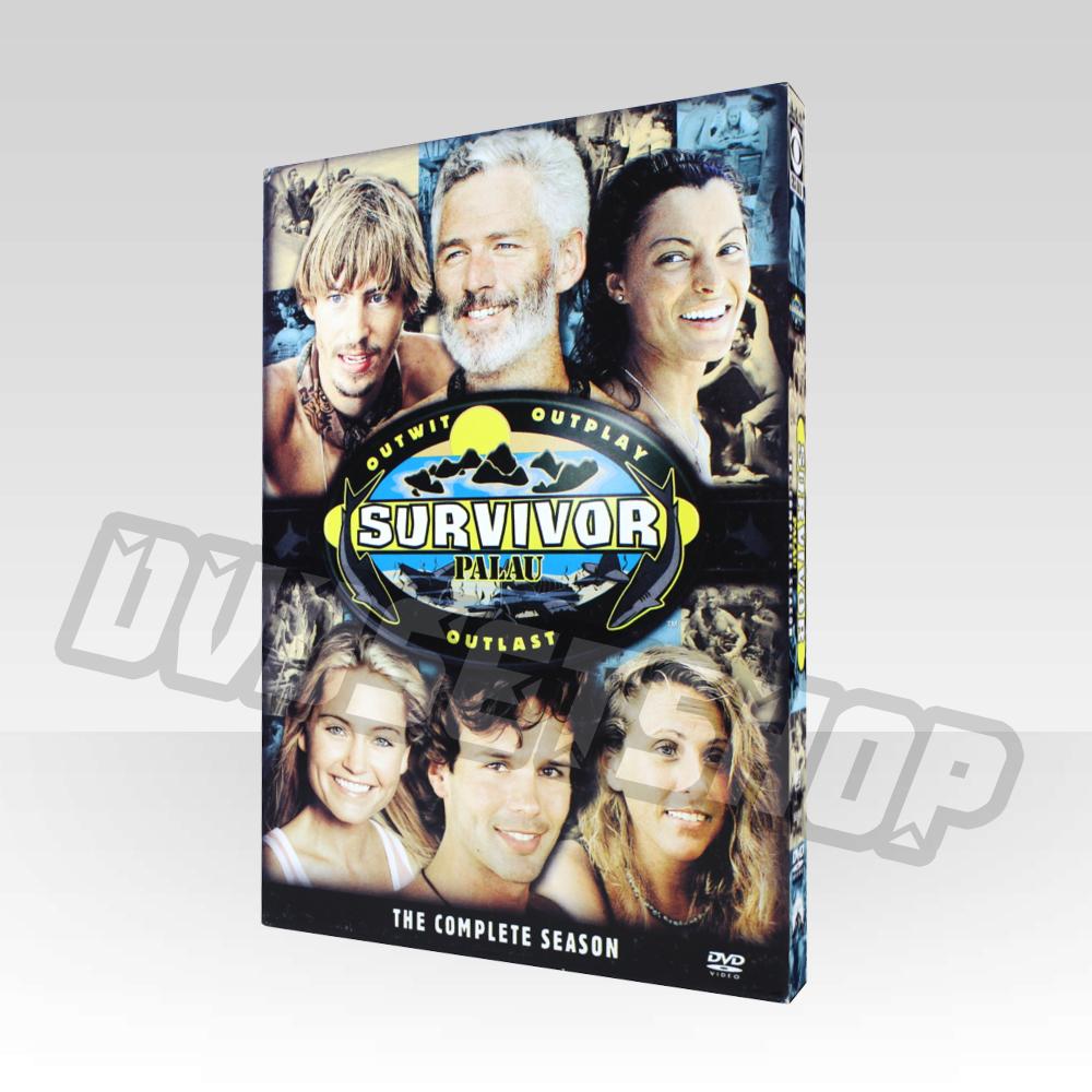 Survivor Season 10 DVD Box set