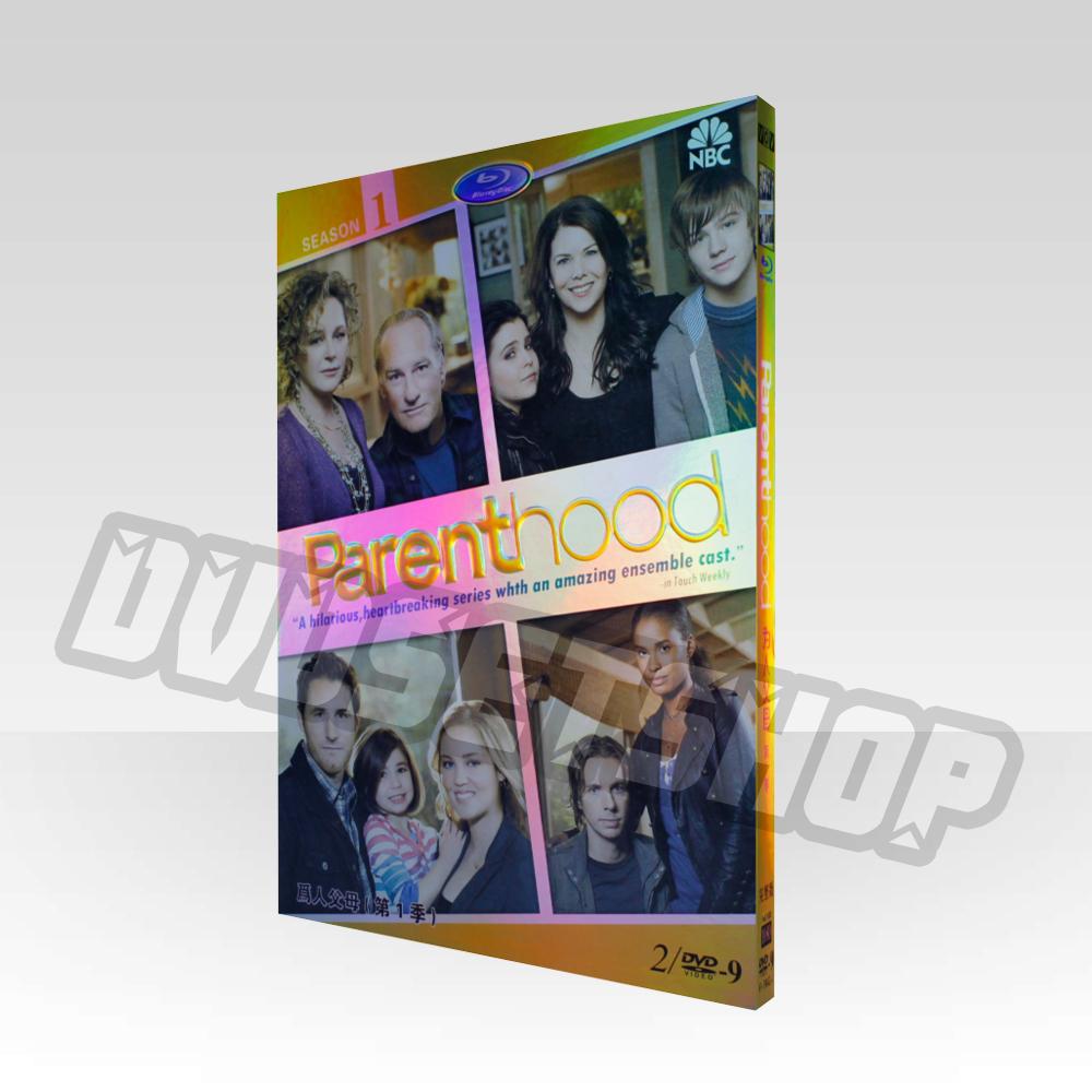Parenthood Season 1 DVD Boxset