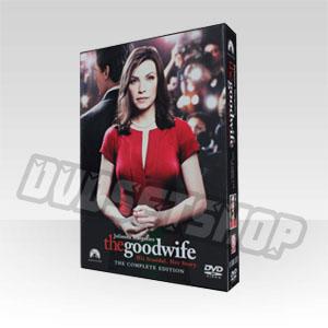 The Good Wife Season 1 DVD Boxset
