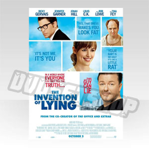 The Invention of Lying [Blu-ray]