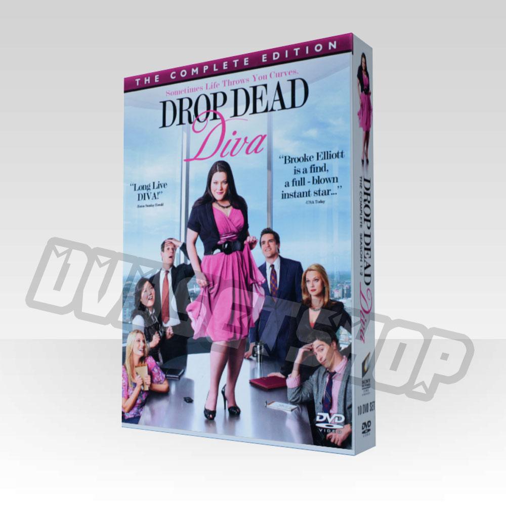 Drop Dead Diva Seasons 1-2 DVD Boxset